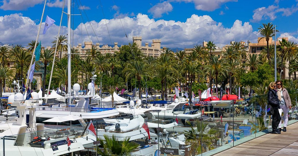 the palma superyacht show 2017 will welcome 70 superyachts
