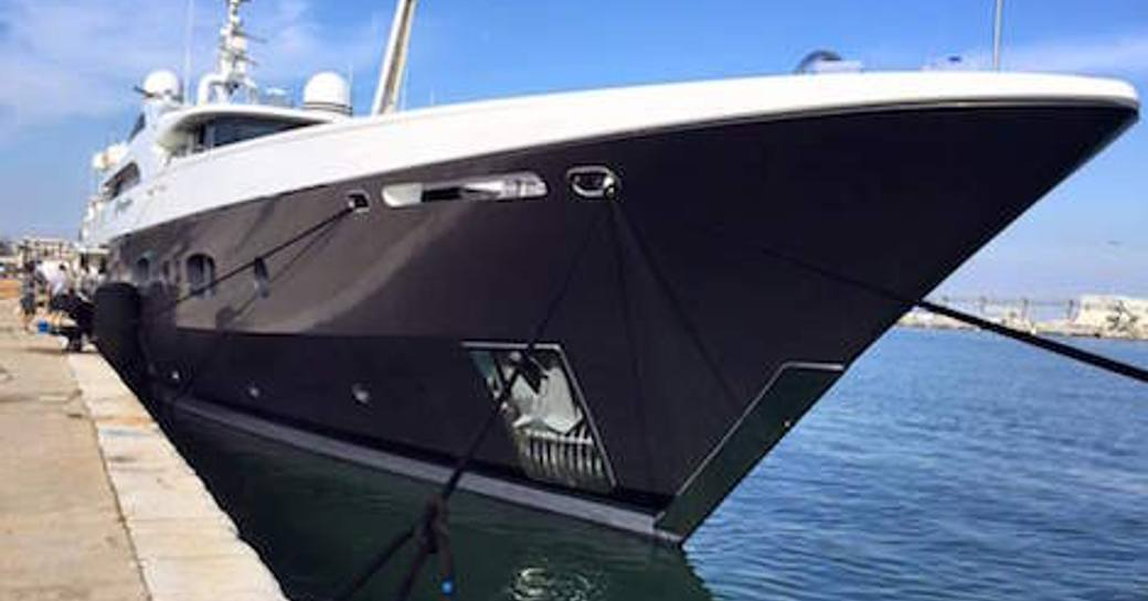 Behind The Scenes Of Charter Yacht TURQUOISE's Refit photo 3