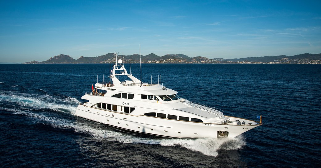 Superyacht DXB available for Abu Dhabi Grand Prix yacht charter photo 4