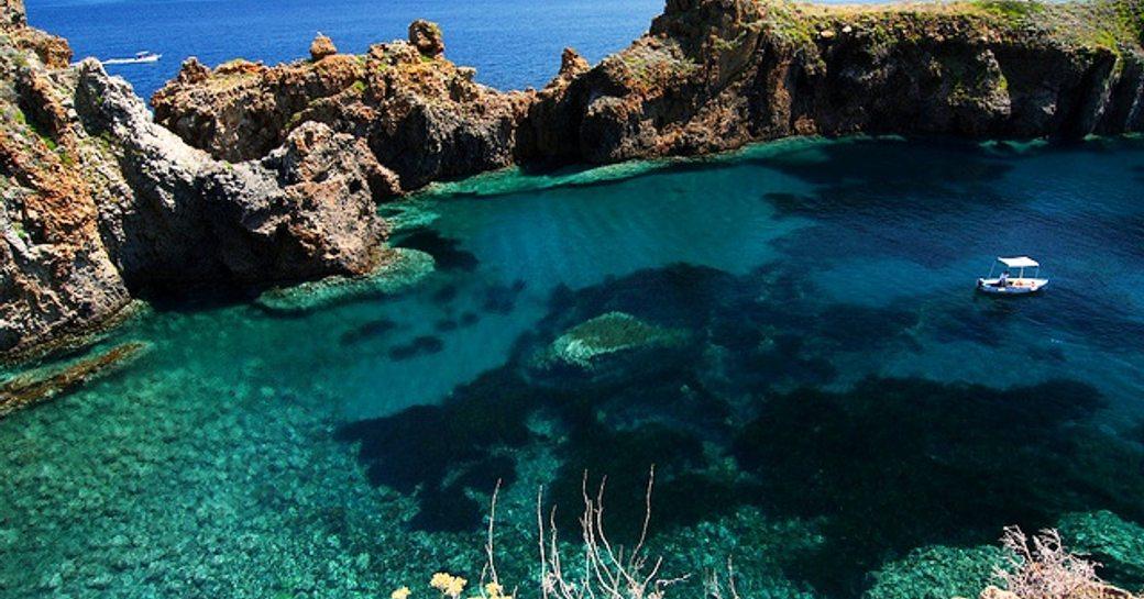 Cala Zimmari, Panarea, Aeolian Islands