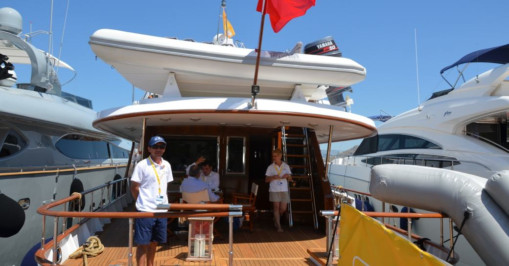 Mediterranean Yacht Show 2015 hailed a huge success photo 12