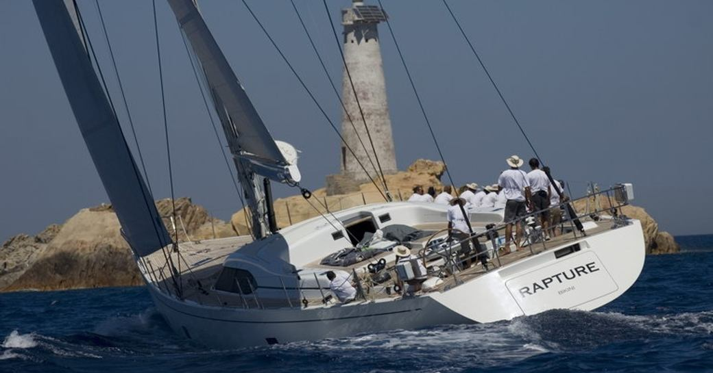 Sailing Yacht RAPTURE Offers Caribbean Special This Winter photo 7
