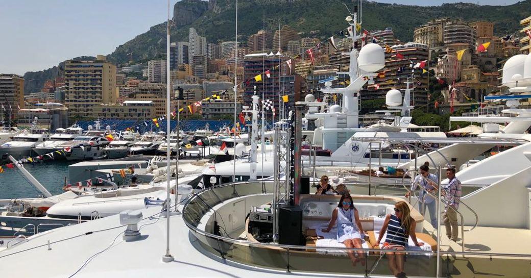 Live from day 3 of the Monaco Grand Prix 2018 photo 6