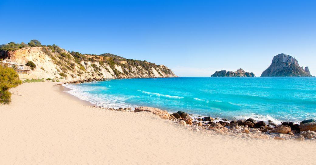 Es Verda Island, Ibiza