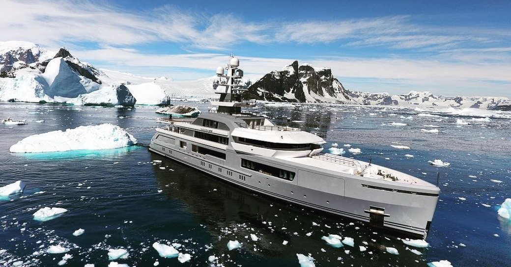 Antarctica: A superyacht vacation of a lifetime photo 23
