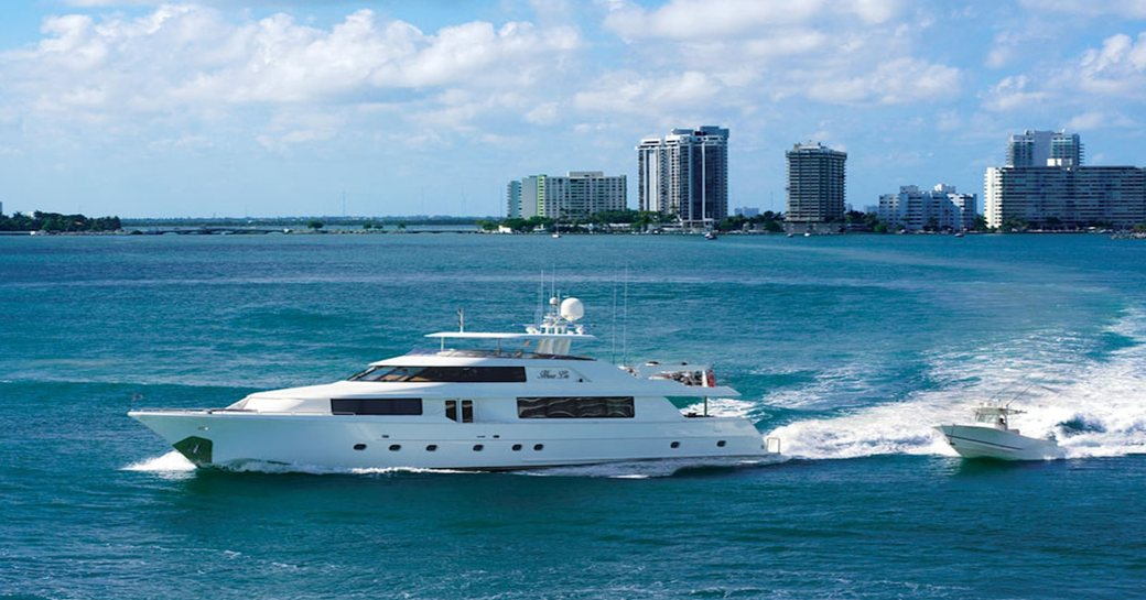 Refit Superyacht 'Frisky Lady' Joins Charter Fleet With Special Introductory Rate photo 4