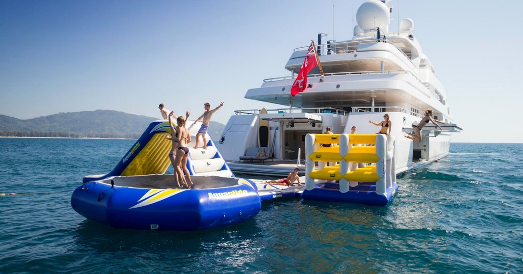 Charter Yacht TITANIA Reduces Weekly Base Rate For Winter Vacations photo 8