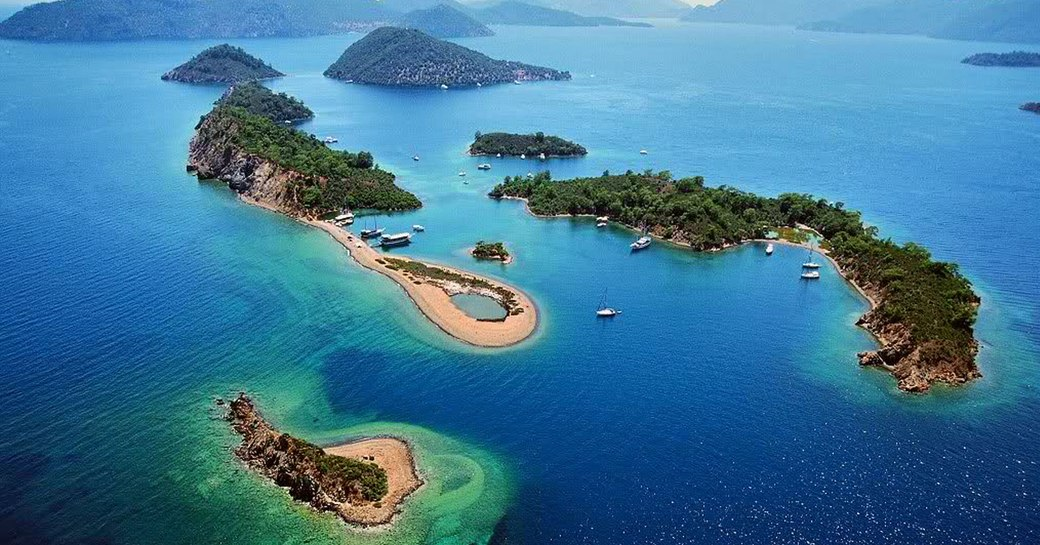 Where to scuba dive on your luxury yacht charter vacation in Turkey photo 4