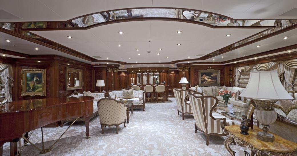 Lurssen Charter Yacht 'Martha Ann' To Attend The Monaco Yacht Show 2016 photo 4
