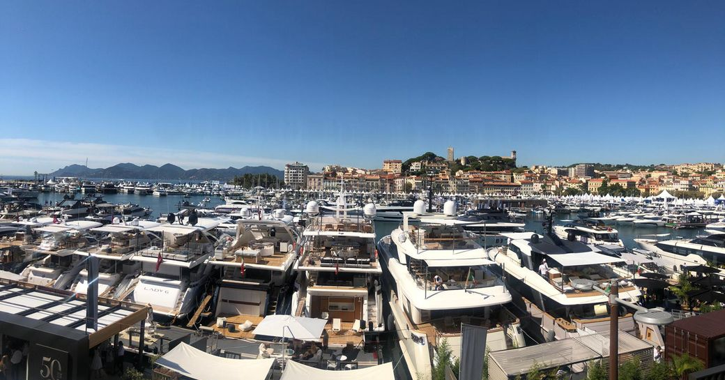 Cannes Yachting Festival 2019: Day 4 in pictures  photo 12