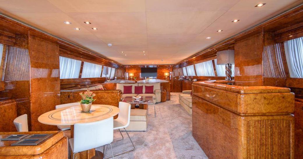 Superyacht 'Ocean Glass' Open For Charter Following Refit photo 1