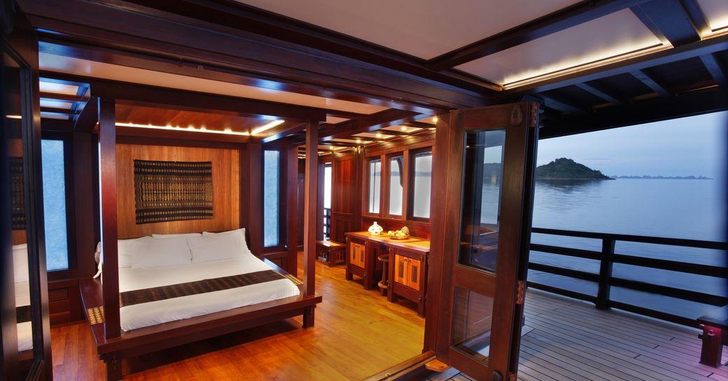 Charter New Superyacht DUNIA BARU in Indonesia photo 3