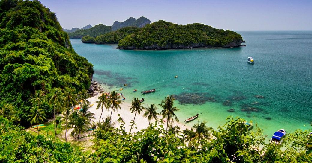 Anthong National Marine Park, Ko Samui