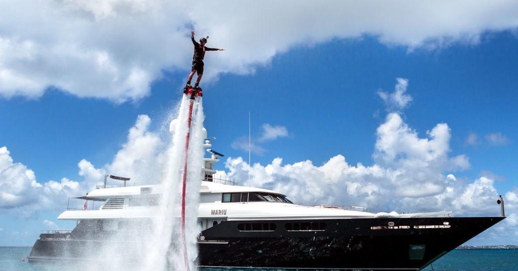 Special last-minute deal on charters around Greece aboard luxury yacht MARIU photo 6