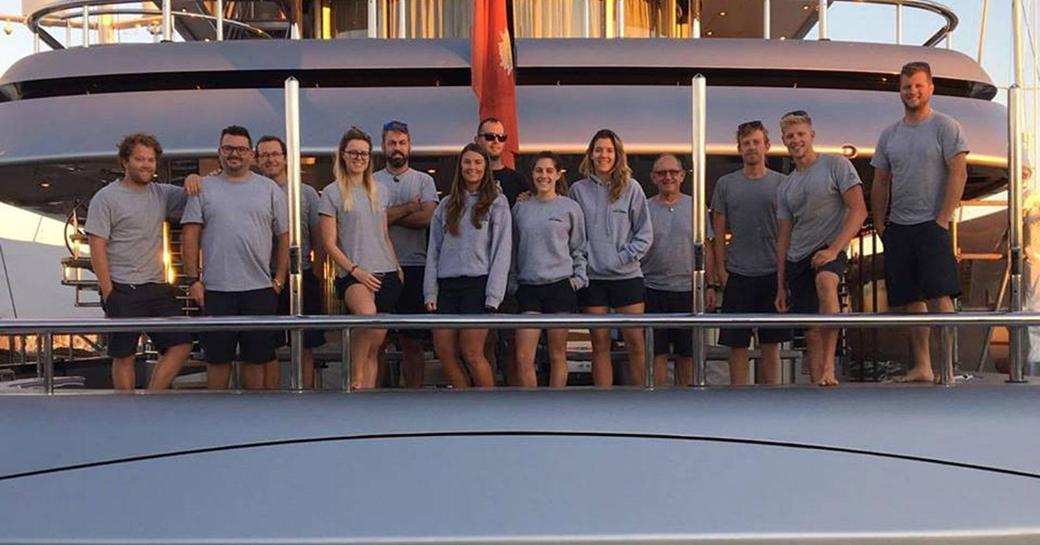 Charter Yacht SLIPSTREAM wins prestigious humanitarian award photo 1