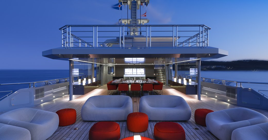 85m expedition yacht BOLD now open for luxury yacht charters photo 4