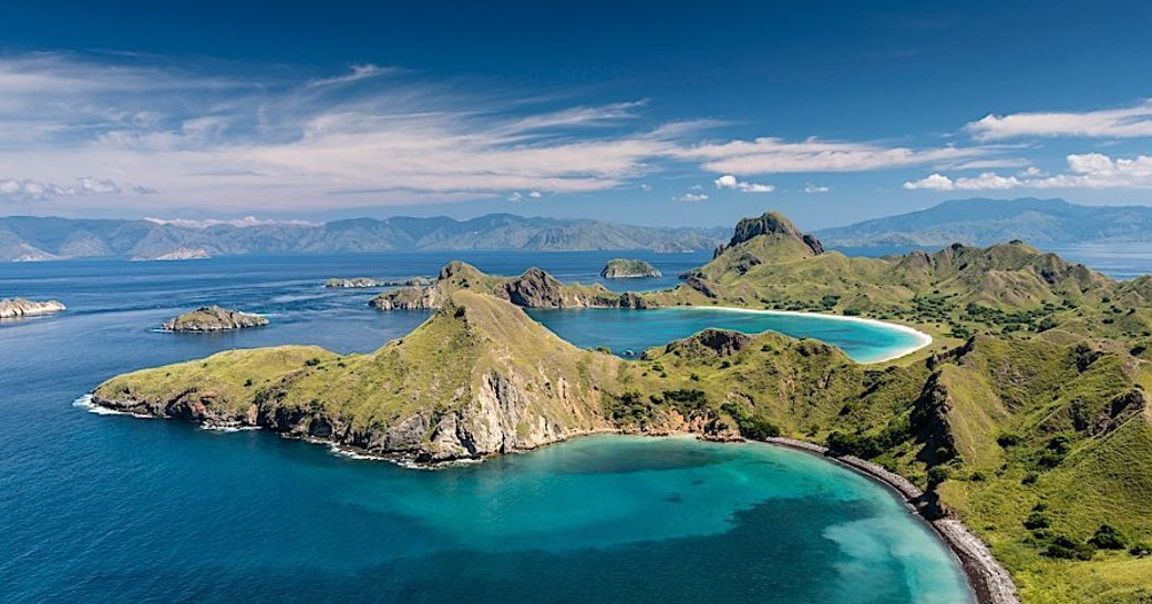 The iconic landscape of Flores