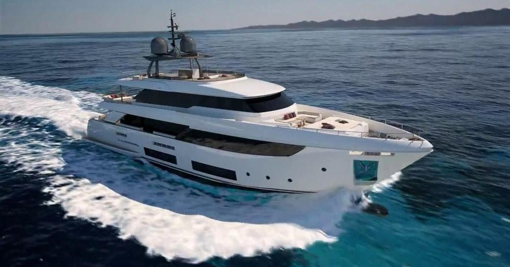 6 brand new charter yachts entering the market in 2018 photo 4