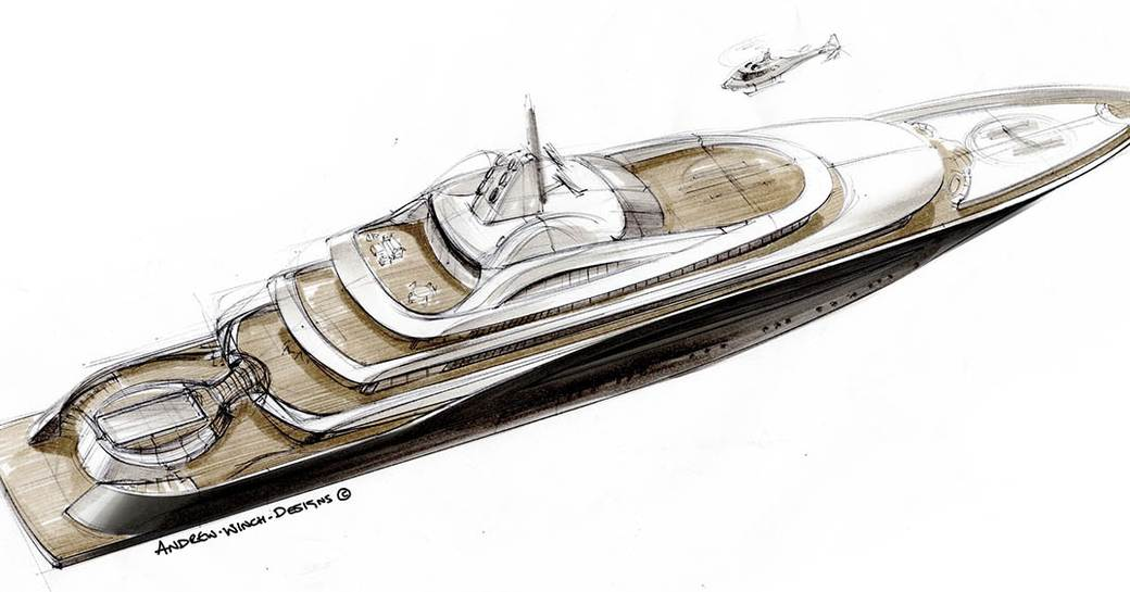 Lurssen superyacht TIS launches and we are surprised by how she looks... photo 1