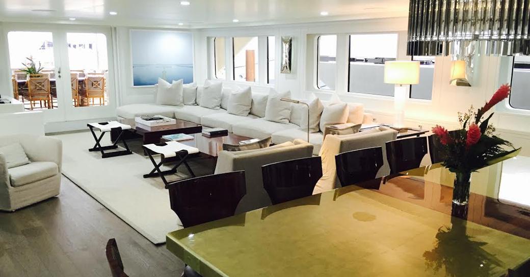 EXCLUSIVE: First Look Inside Superyacht VALOUR - Below Deck Season 4 Yacht photo 1