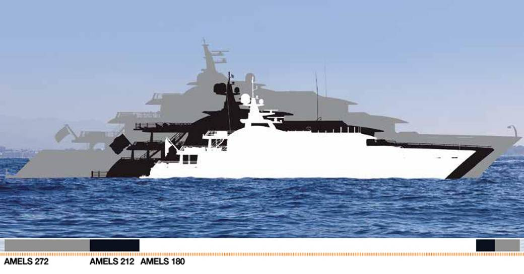 Brand New Amels Superyacht 'Here Comes The Sun' Now Available For Charter photo 7