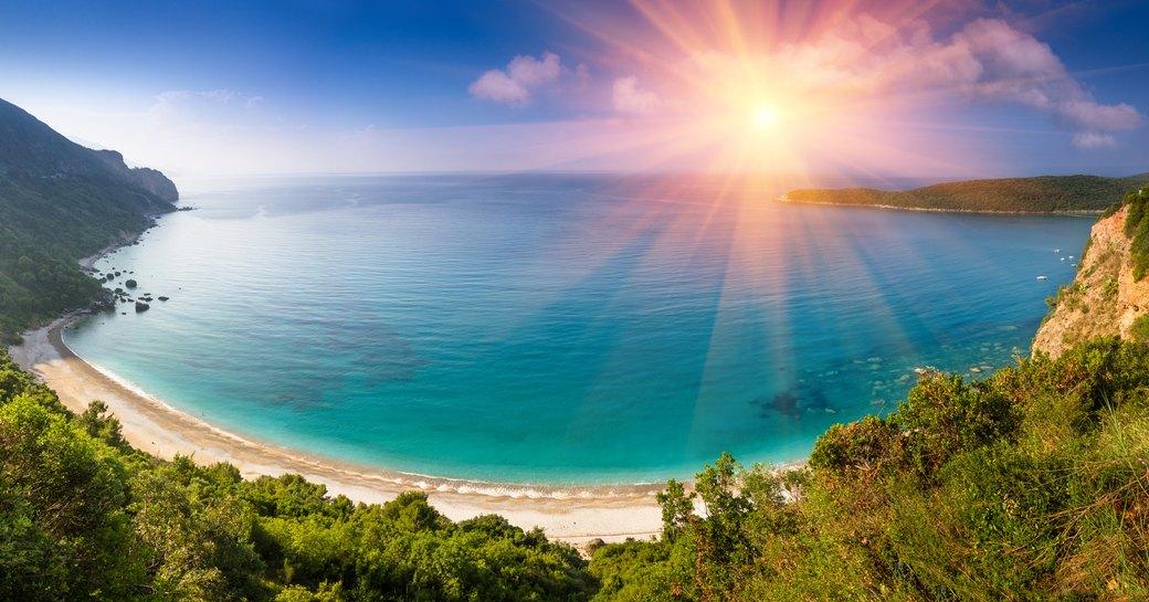 Jaz Beach in Montenegro
