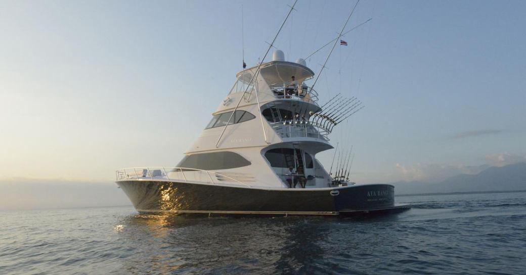 Sportfisher yacht 'Ata Rangi'