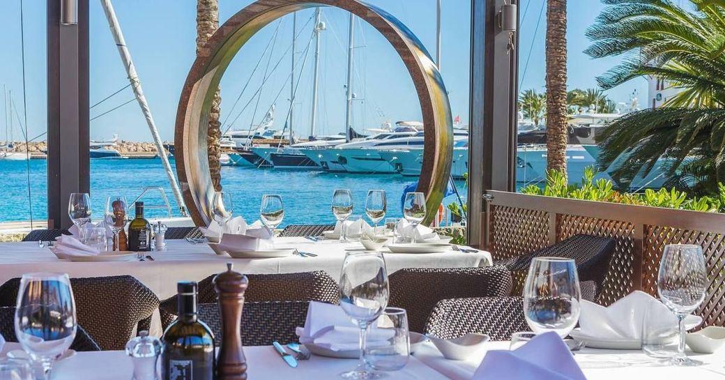 Restaurants in Mallorca, Spain