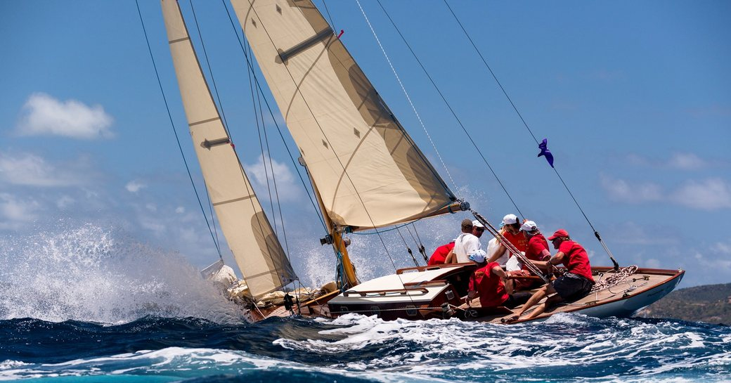 Chase the race: why you have to charter at The Antigua Classic Yacht Regatta photo 8