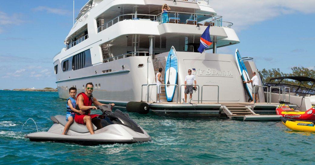 Superyacht 'My Seanna' Open For Monaco Grand Prix Charter photo 5