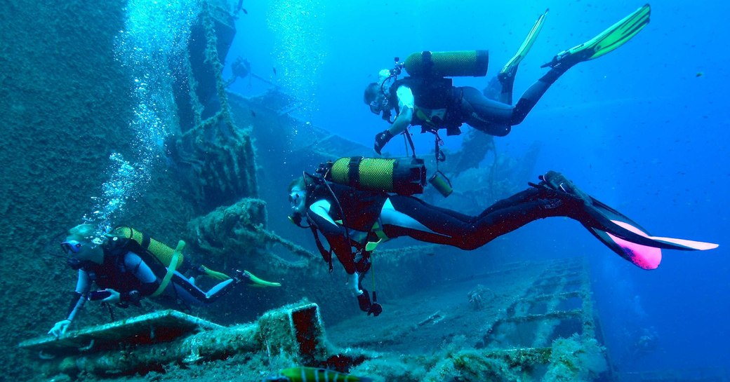 The Ultimate Guide To Wreck Diving In Greece photo 1