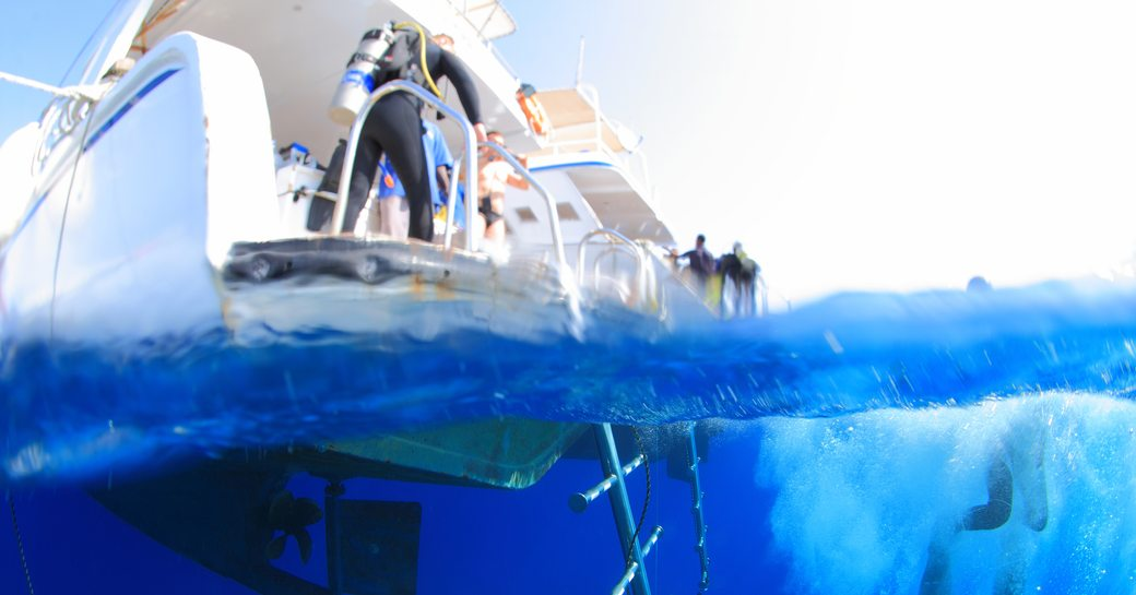 Where to scuba dive on your luxury yacht charter vacation in Turkey photo 8