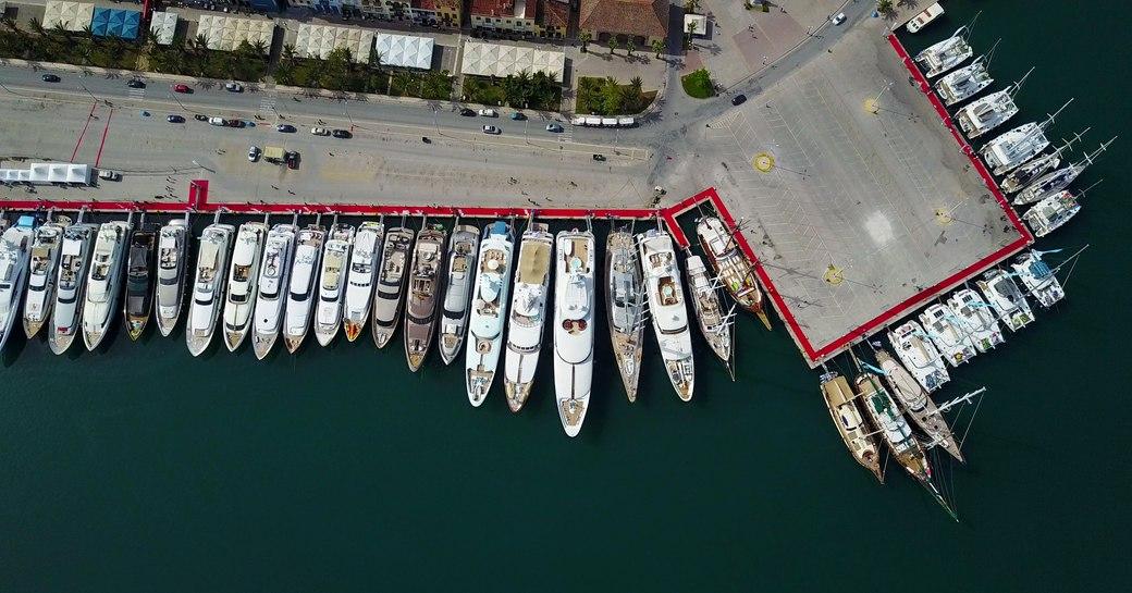 Doors Open at the Mediterranean Yacht Show 2017 photo 2