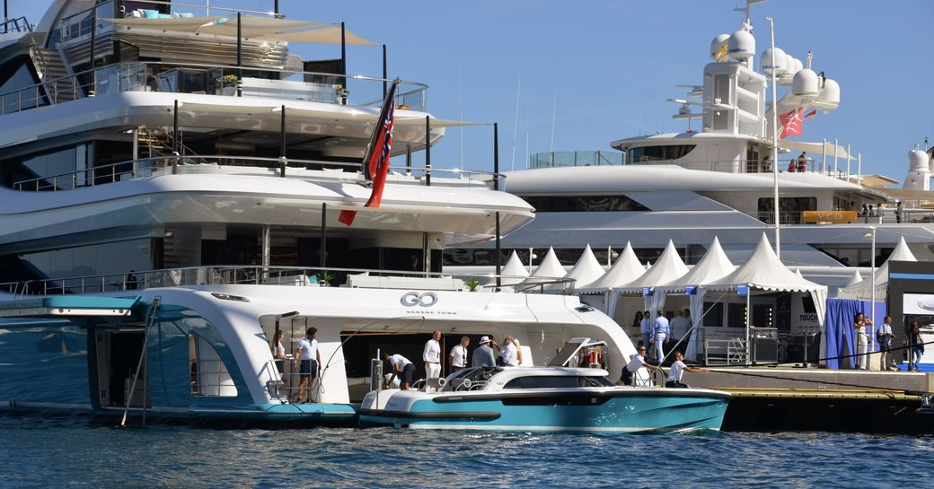 All the action from the Monaco Yacht Show 2018 so far photo 1