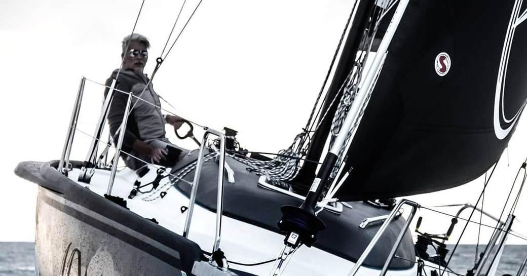 Co-founder of Nuvolari & Lenard completes 43 day solo transatlantic crossing  photo 1