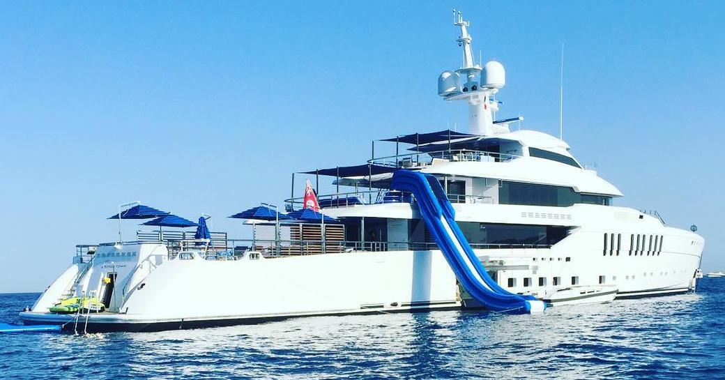 Benetti Superyacht SEASENSE Unveiled At The Monaco Yacht Show 2017 photo 1