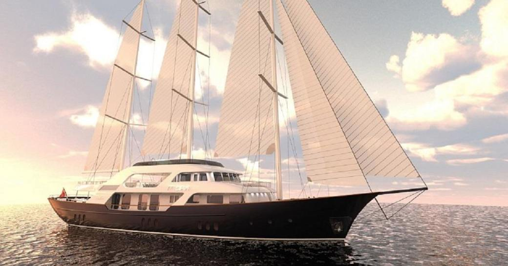 luxury yacht MEIRA is to attend the TYBA Yacht Charter Show