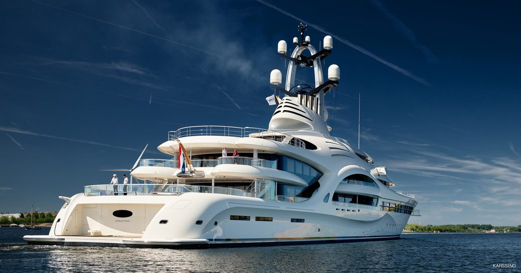 110m superyacht ANNA: the largest ever Feadship yacht delivered photo 3