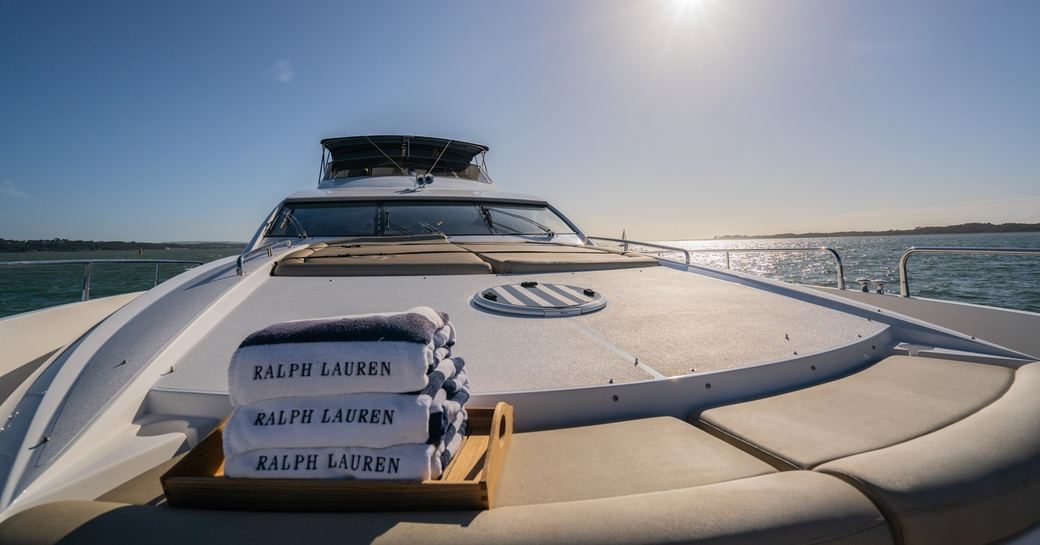 The ultimate UK staycation for 2021: discover luxury yacht charters onboard superyacht Chess photo 14
