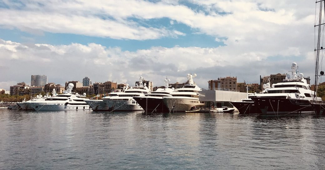 Brand new event The Superyacht Show gets underway photo 1