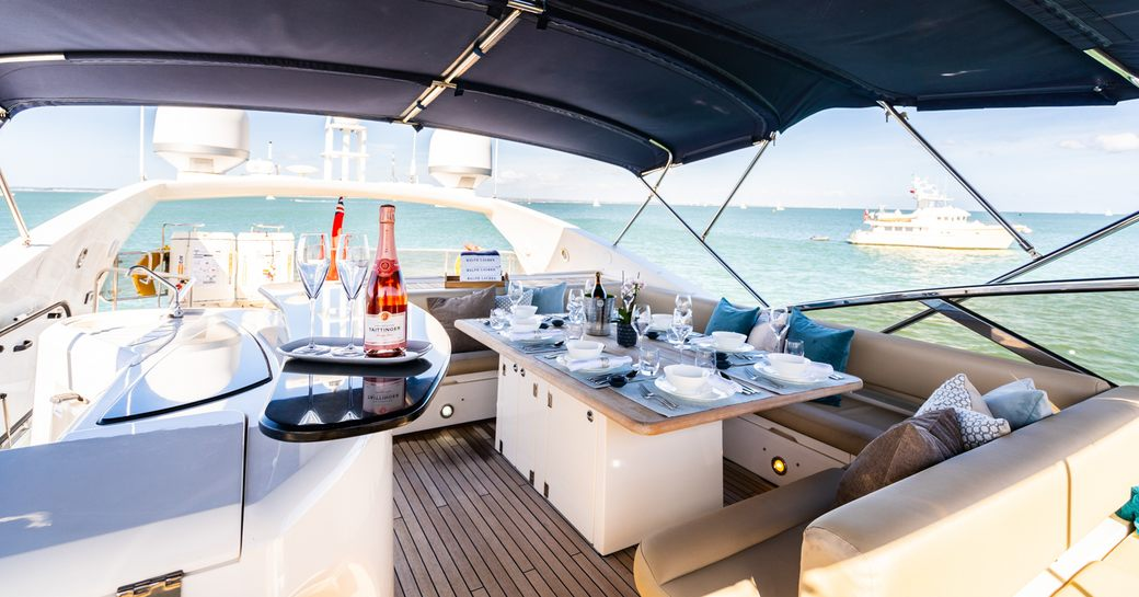 The ultimate UK staycation for 2021: discover luxury yacht charters onboard superyacht Chess photo 11