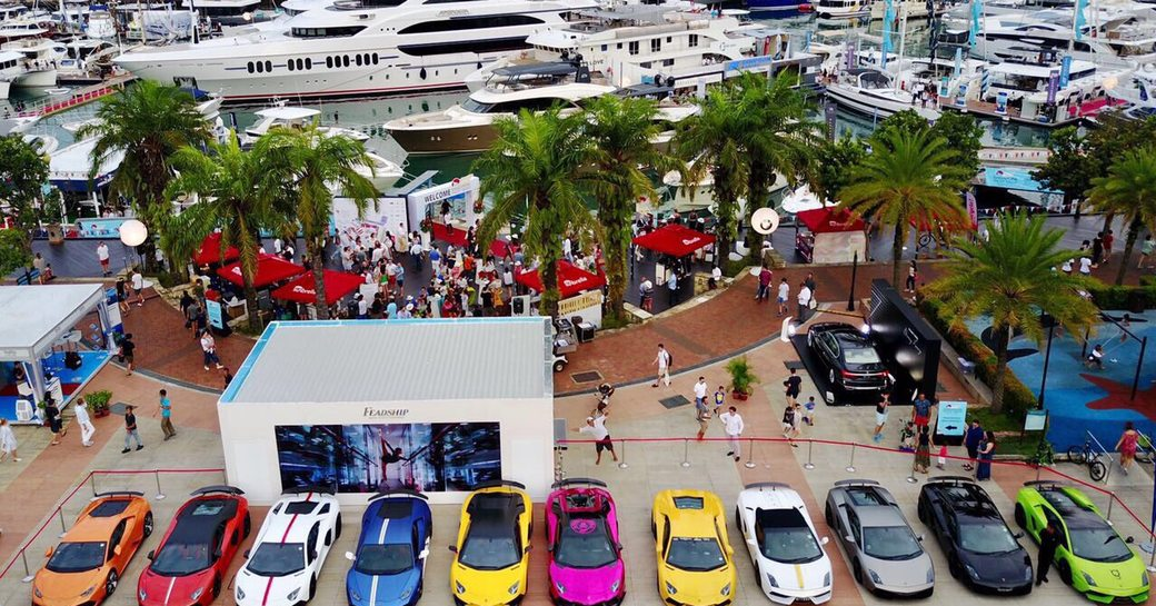 Video: Day 3 At The Singapore Yacht Show 2017 photo 1