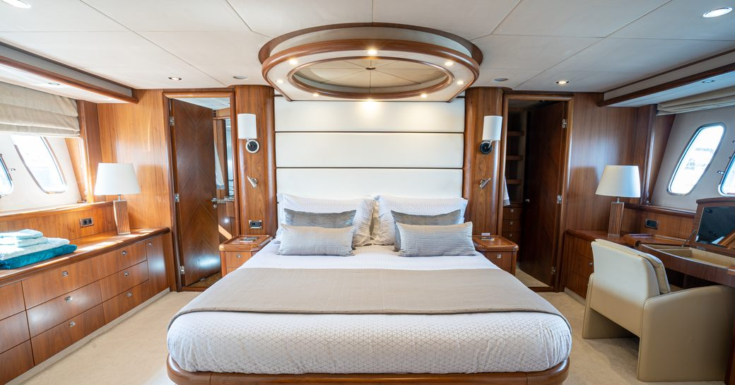 The ultimate UK staycation for 2021: discover luxury yacht charters onboard superyacht Chess photo 2