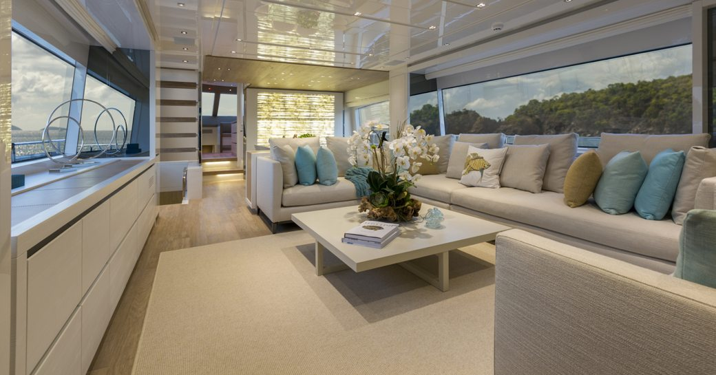 Brand New Superyacht 'How Ya Dooz'n?' Now Available For Charter photo 1