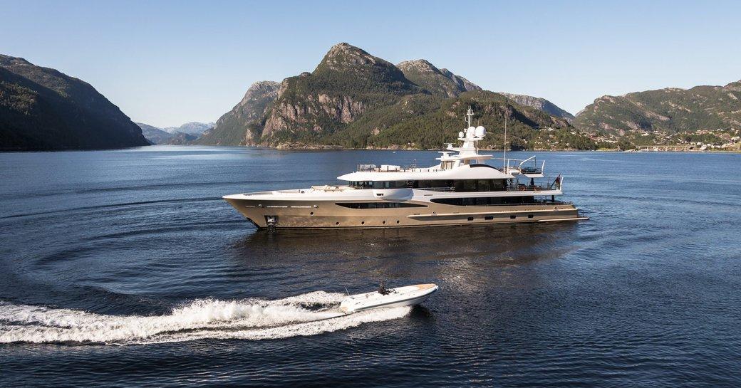 Brand New Superyacht LILI To Attend The Monaco Yacht Show 2017 photo 5
