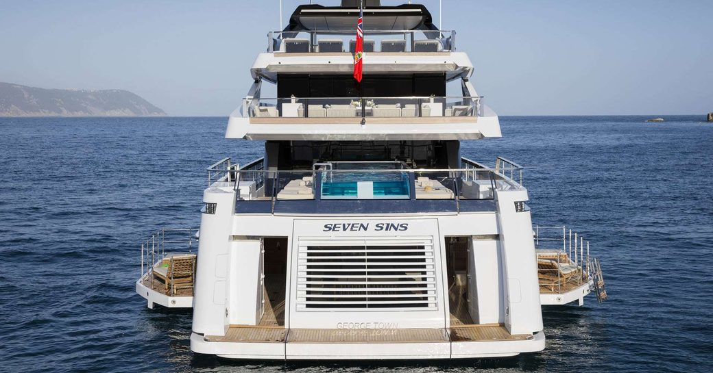 10 Of The Best Superyachts Available For Winter Holiday Charters photo 17