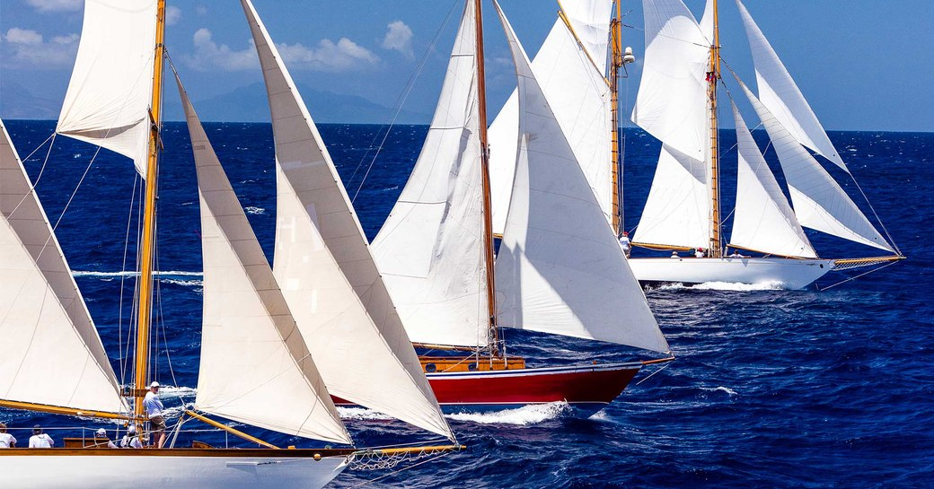 Chase the race: why you have to charter at The Antigua Classic Yacht Regatta photo 1