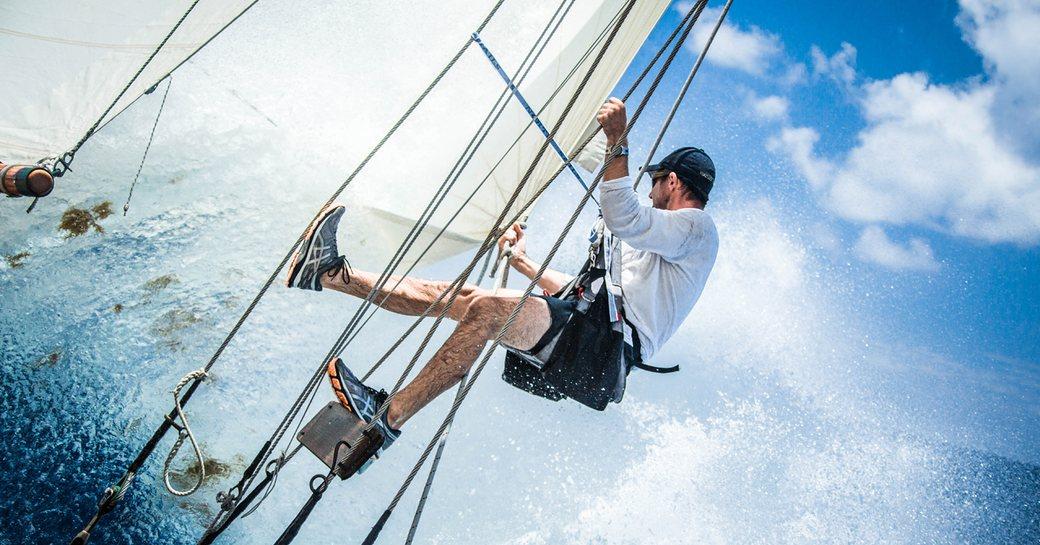 Anticipation builds for the Antigua Classic Yacht Regatta 2018 photo 1