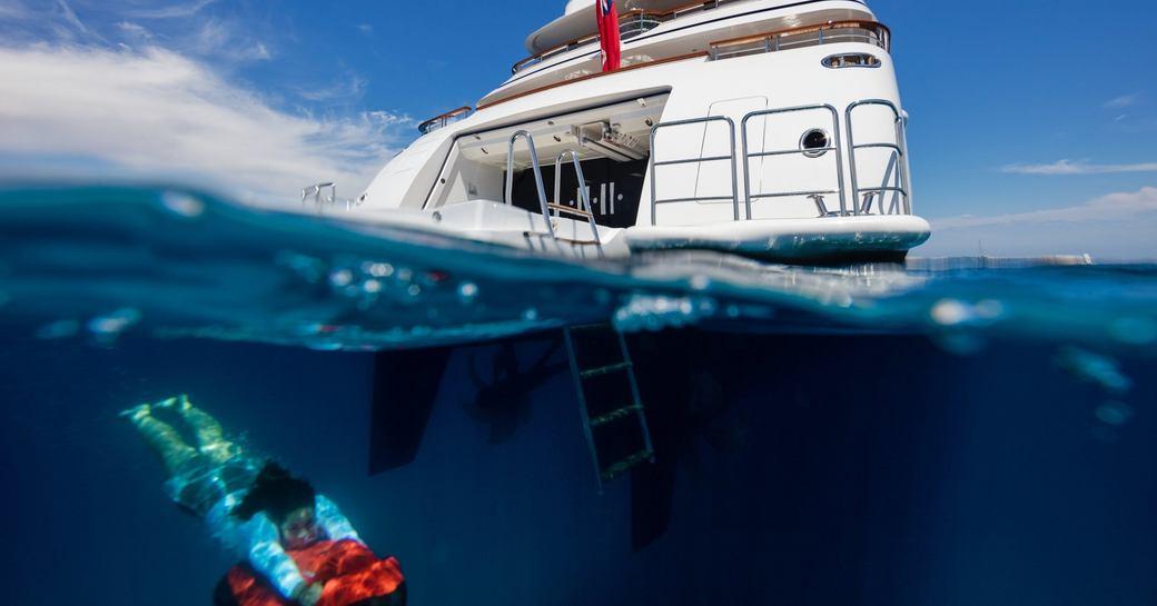 5 Must-See Charter Yachts At Yachts Miami Beach 2017 photo 1