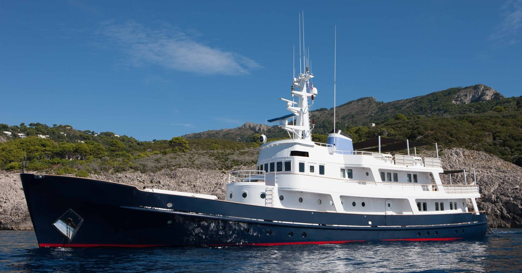 expedition yacht Ice Lady will attend the MYBA Pop-Up Show 2017